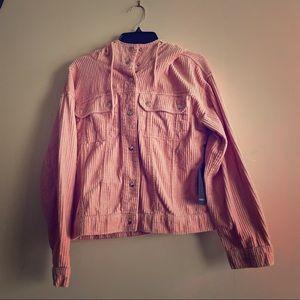 Pink Forever 21 soft jacket